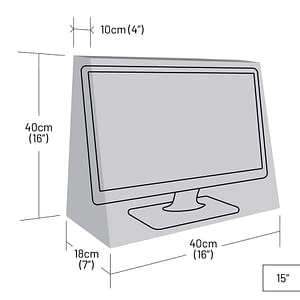 15 inch TV Cover