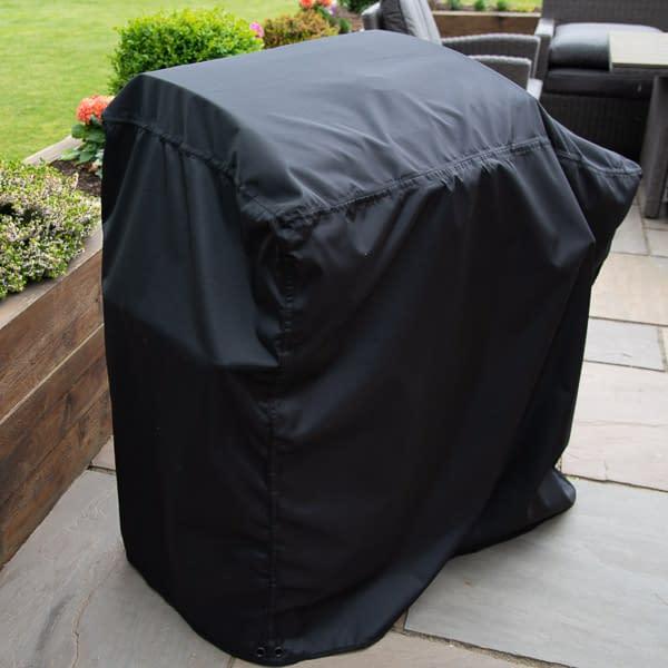 BBQ Cover in Black