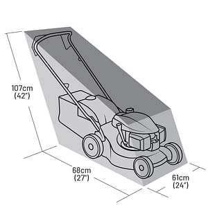 Rotary Lawn Mower Cover