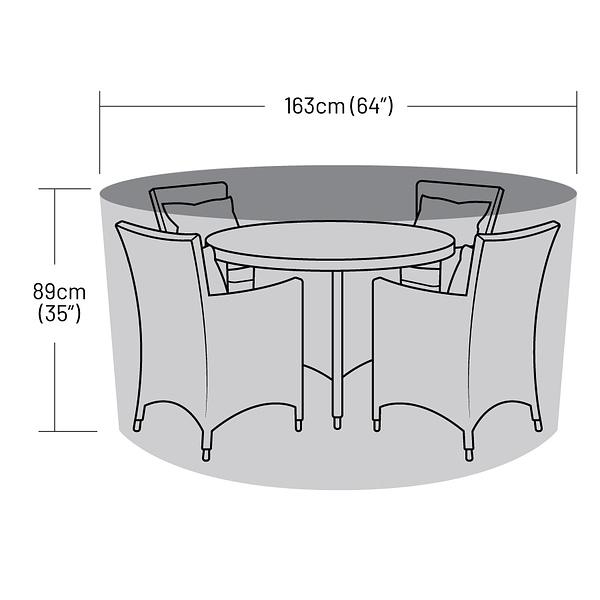 4-seater-circular-patio-set-cover
